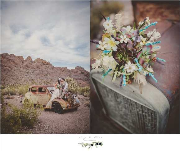 Ghost Town Wedding Nevada