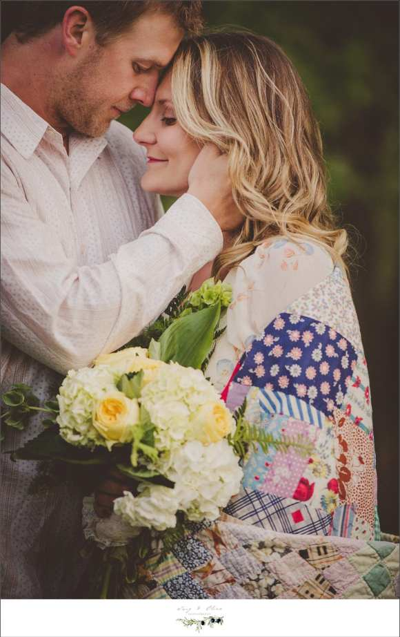 blankets, flowers, bouquet, stylized, go big or go home, love this couple, love life, TOP