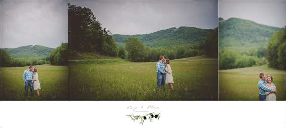 sun prairie to north carolina, rolling hills, beautiful scenery, scenic views, gorgeous couple, big backdrop, rustic outdoor woodsy sessions, Twig and Olive photography coast to coast