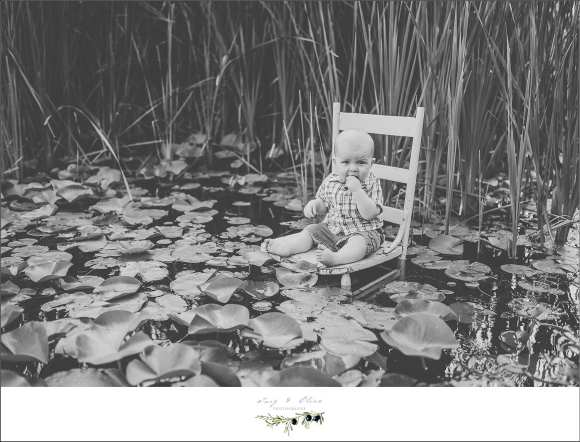 children and family sessions, Sun Prairie area sessions, 9 month old, outdoor, lily pads, so big, Twig and Olive children