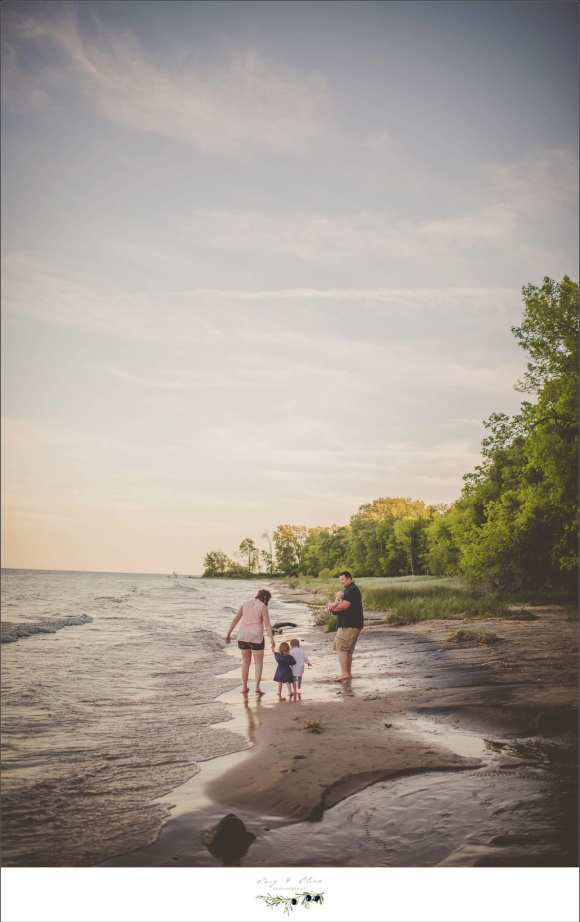 kids, sun, sand, surf, Lake Michigan