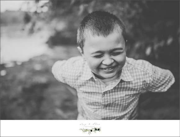 laughter, black and white, smiles, summer fun, family sessions