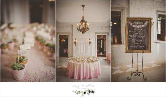 succulents wedding favors
