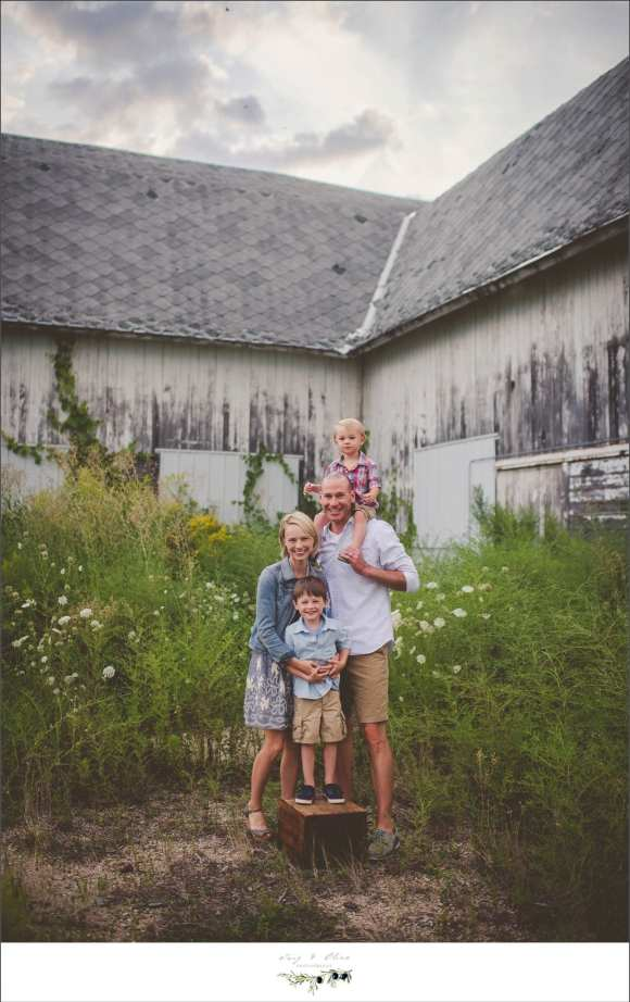 barn, rustic, family photos