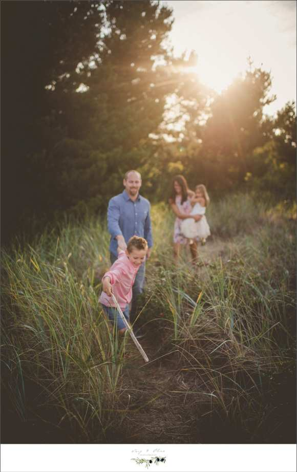 washington family session