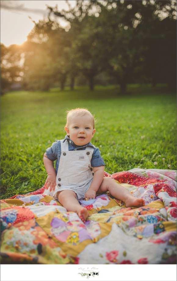 baby bib overalls, blankets