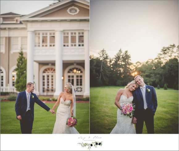 Lehmann Mansion wedding