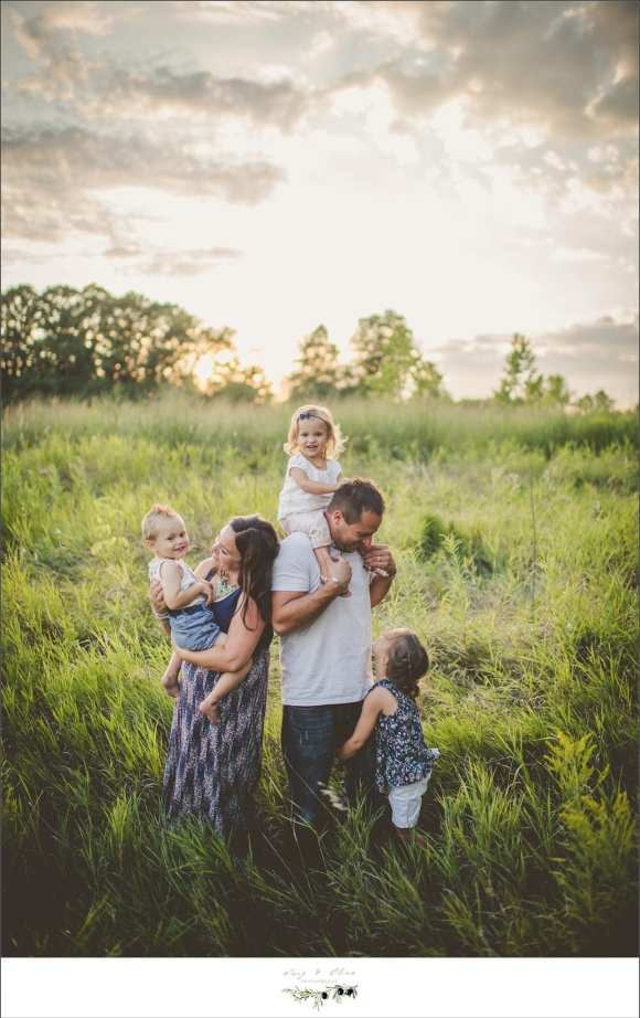 family sessions three kids