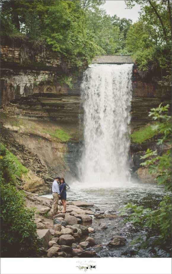 romantic falls