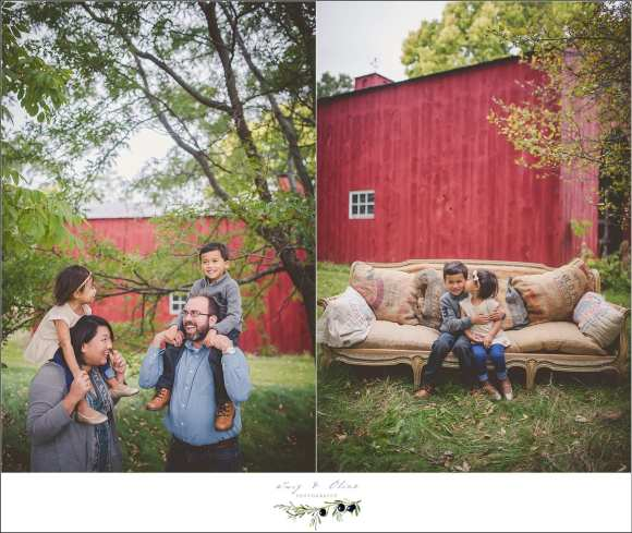 rustic country photography session