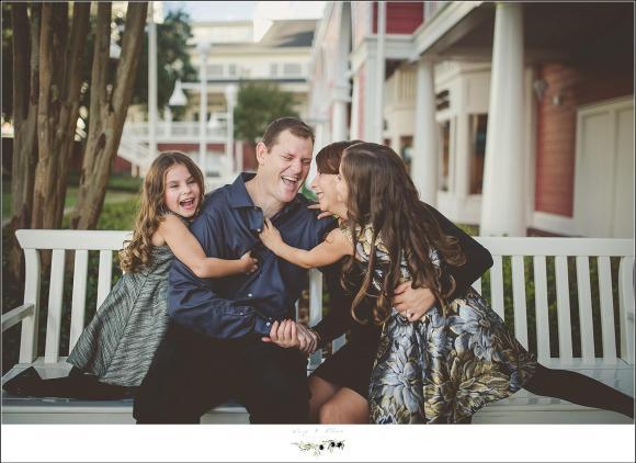 disney boardwalk family photography session