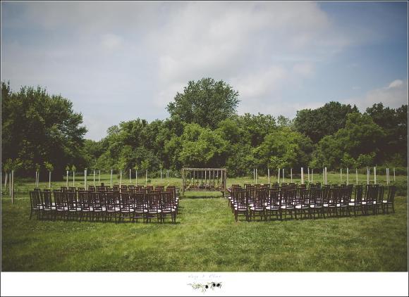 outdoor wedding venue illinois
