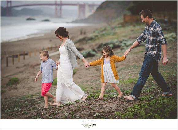 fun family photographer in san francisco
