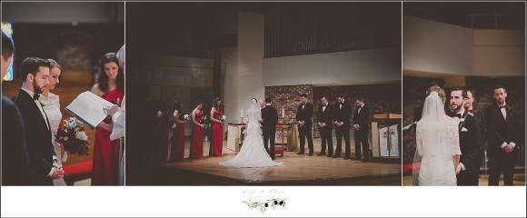 madison wi wedding ceremony in church