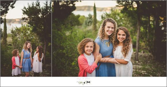 3 daughters