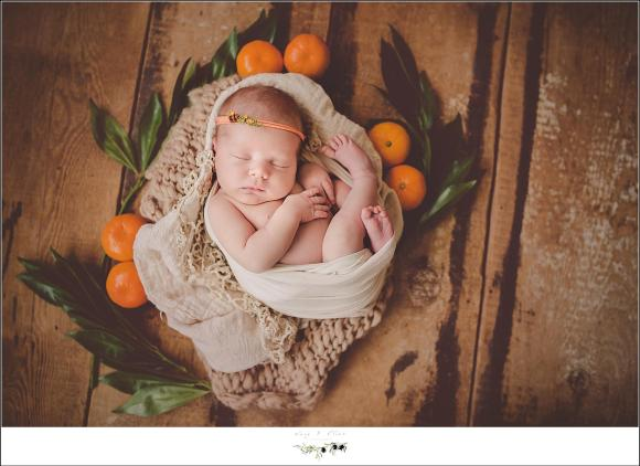 oranges and babies