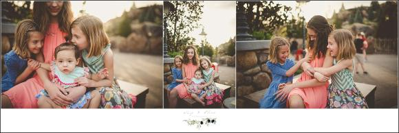 Disney family session