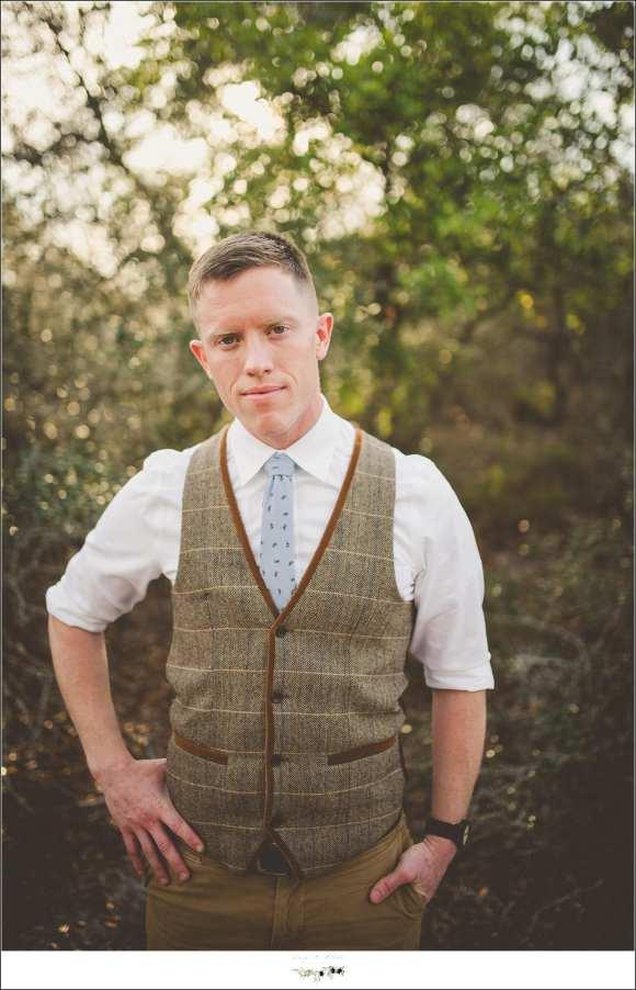 model groom