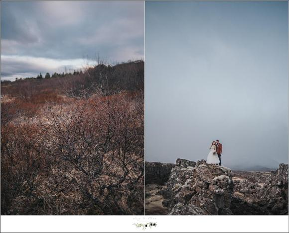engagement shoot in iceland