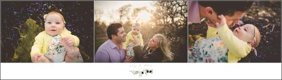 great family session
