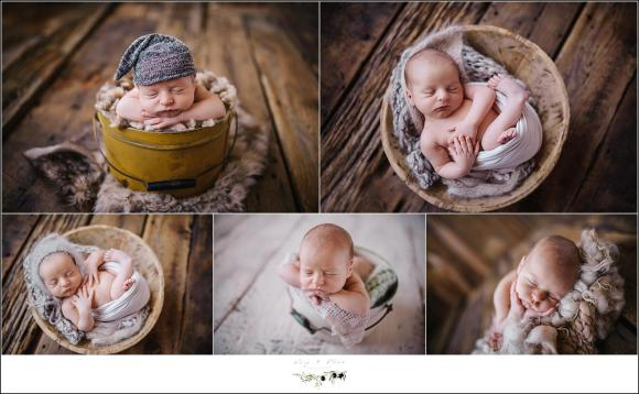 Wisconsin Newborn Photography