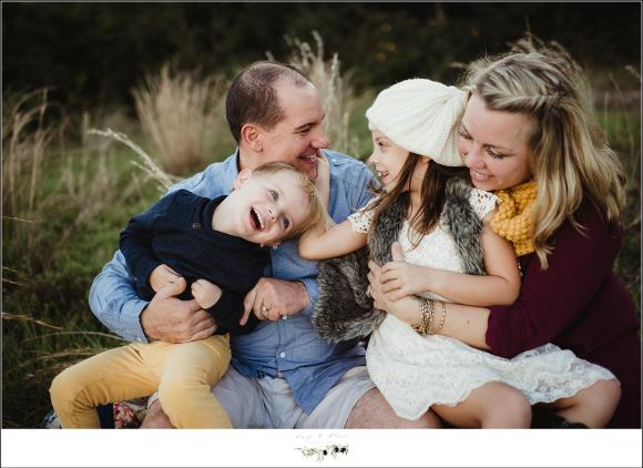 Florida family session