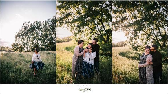 Outdoor Madison Family Photography
