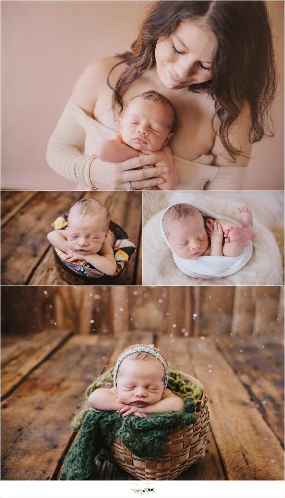Newborn Photography Session Wisconsin