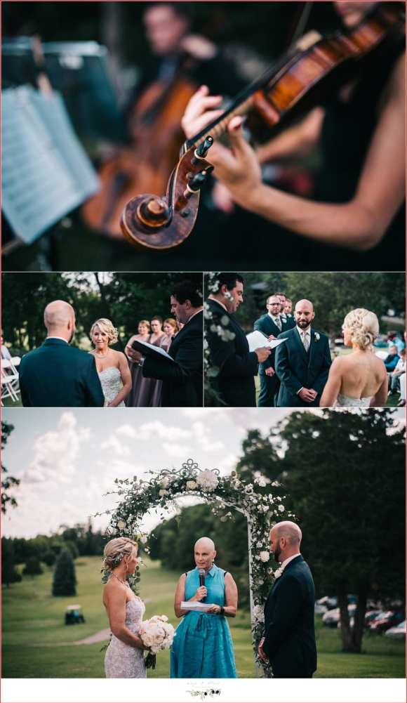 devil's head wedding in Wisconsin