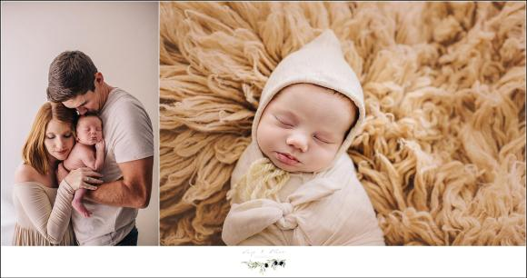 Newborn Photography Twig and Olive