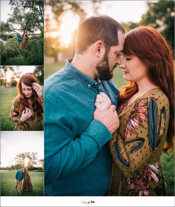 Madison WI Engagement Photography Session