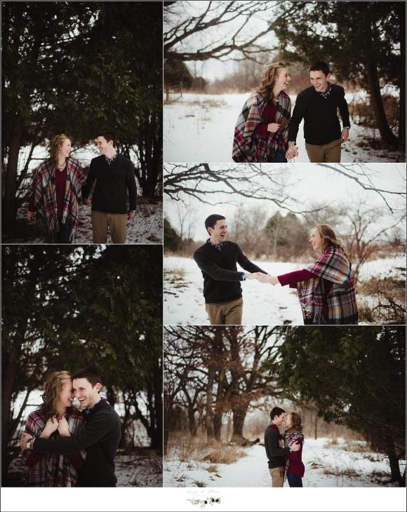 DeForest WI Engagement Photography Session