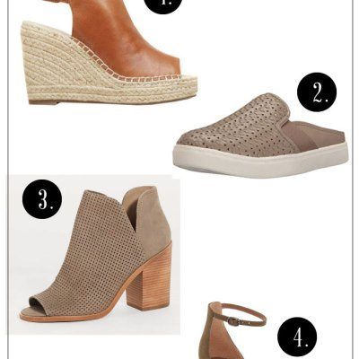 Cute & Comfortable Shoes for Spring & Summer