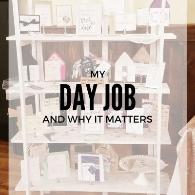 Getting to Know You:  My Day Job and Why It Matters