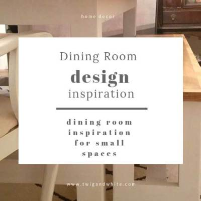 New Dining Room Design Inspiration