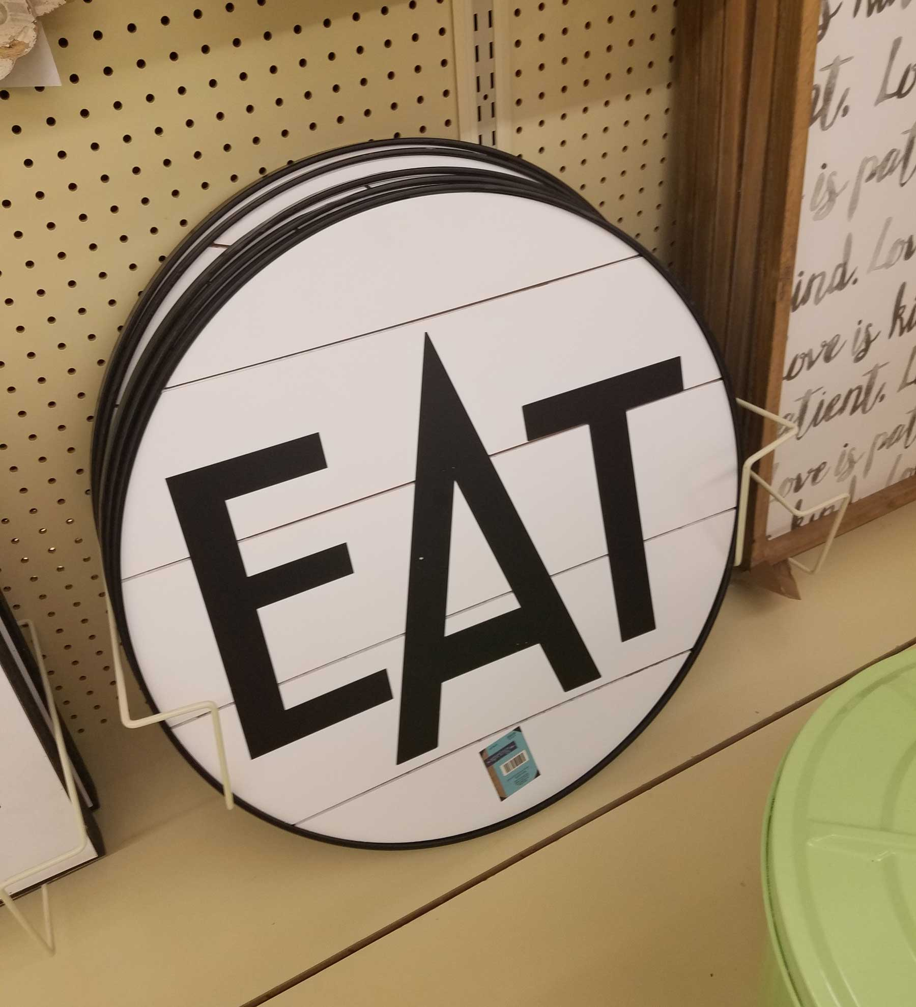 eat-sign