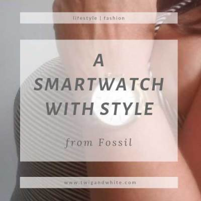 Smartwatch with Style – Fossil Hybrid Watch Review