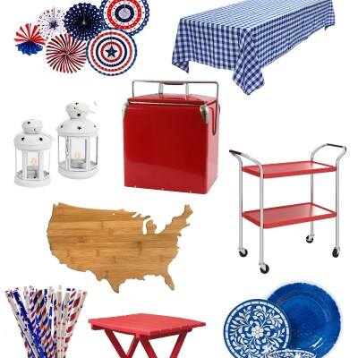 Patriotic Picks for your 4th of July Picnic