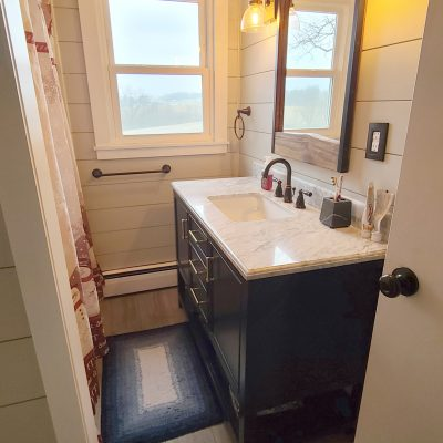 My Brother's Bathroom Renovation – Modern Farmhouse
