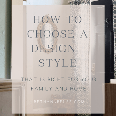 How to Choose a Design Style that Feels right for you and your home Decorating Style Made Simple