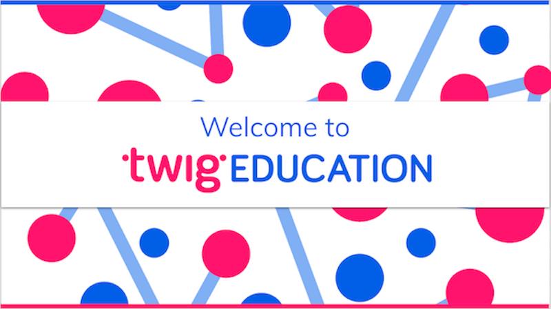 Big news—Twig World Ltd is becoming Twig Education!