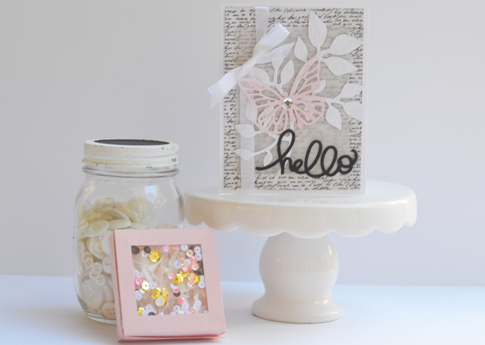 Hello & Welcome to Scrappin' the Details: New Blog