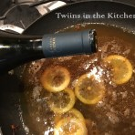 chick francese-wine