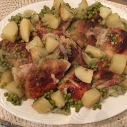 Served on Platter