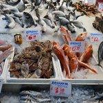 Athens Central Fish Market