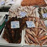 Athens Central Fish Market