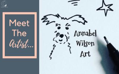 Introducing Annabel Wilson Art: Dog Artist & Illustrator