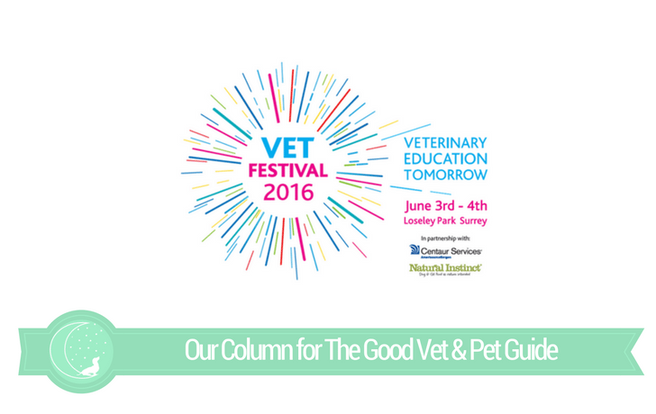 The Good Vet & Pet Guide (Date for your diary: The VET Festival)