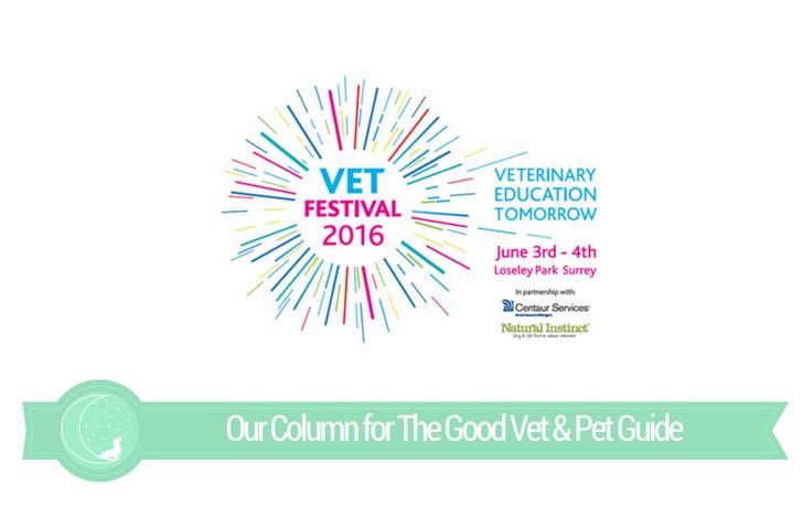 The Good Vet & Pet Guide (Date for your diary: The VET Festival)
