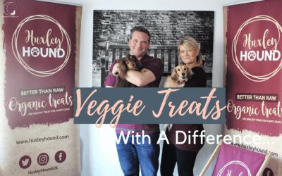Introducing Huxley Hound & Their Organic Dog Treats